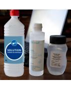 Produits hydroalcooliques